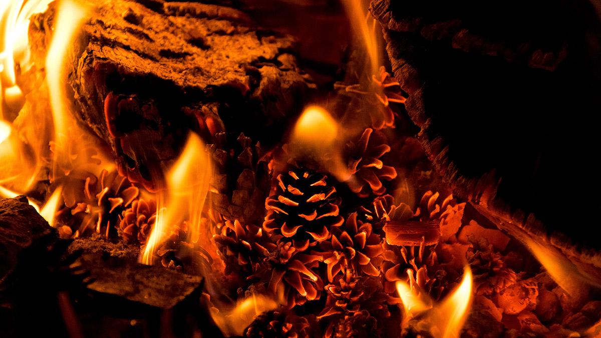 Saving energy methods | Staying warm image