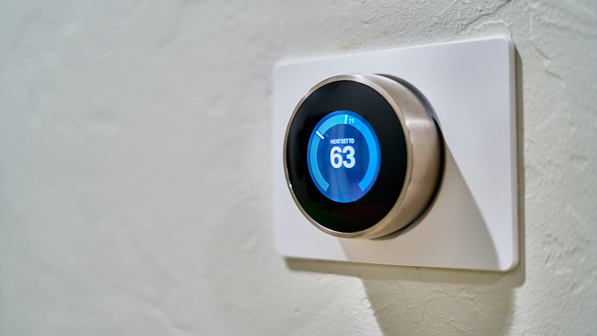 Smart Thermostat | What They Do - How to Save Energy image
