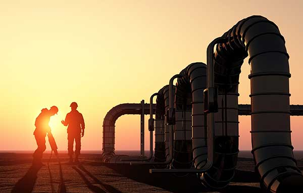 Natural Gas - Uses and Where it Comes From - Gas Pipeline image