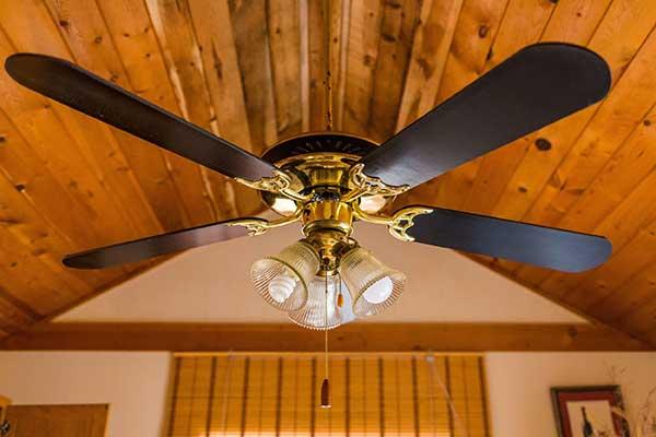 Buying a New Ceiling Fan Tips   image of new fan